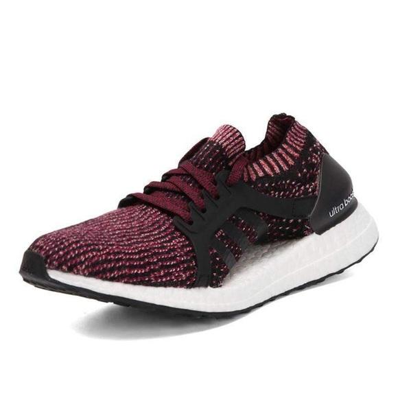 1d2c4dd8f74 Adidas Running UltraBOOST X 7.5 Core Black Mystery